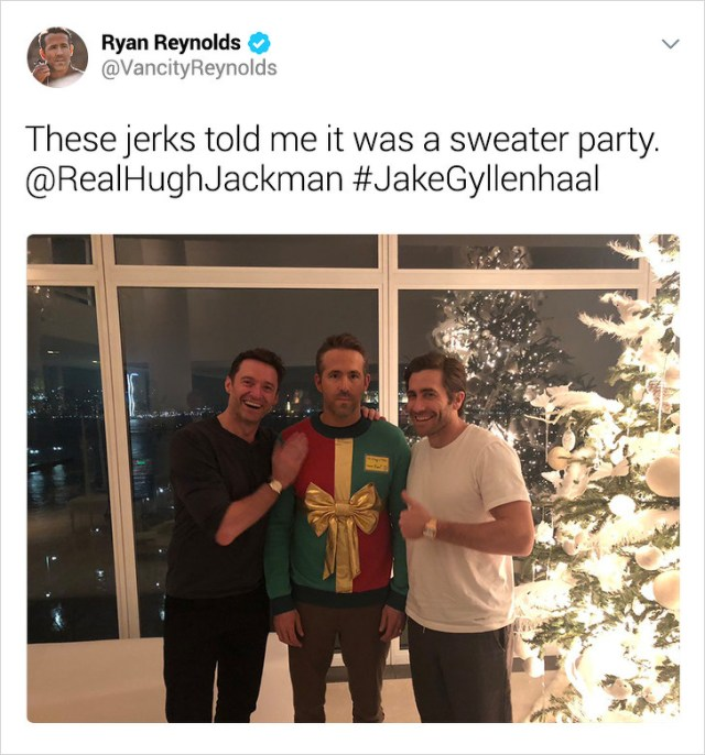 20 Times Ryan Reynolds' Bright Personality Lit Up Everyone's Day on Twitter