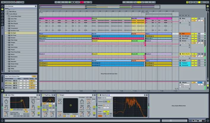 Ableton Live for Music Production