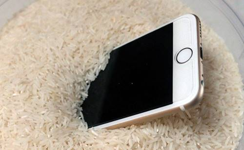phone in rice Best of Phone Dropped in Water How to Save