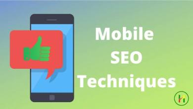 Photo of Mobile SEO Techniques क्या है?