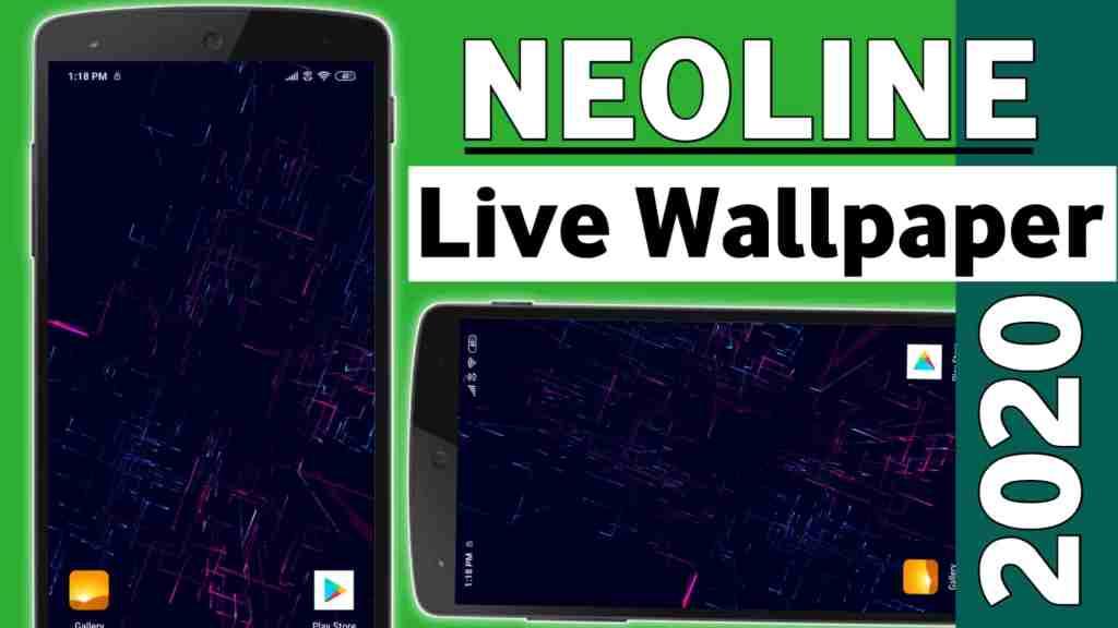 NEOLINE Live Wallpaper FREE Download