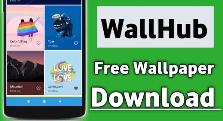 WallHub Free Wallpaper
