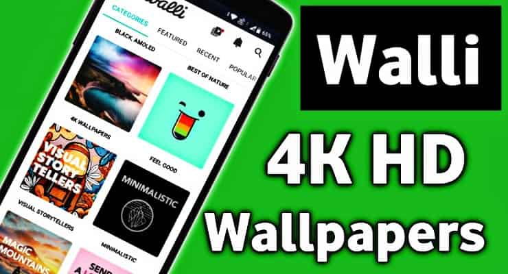 Walli 4K HD Wallpapers