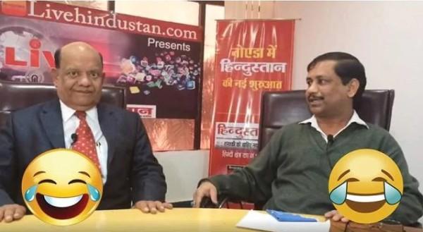 Kavi Surendra Sharma Ki Hasya Kavita in Hindi
