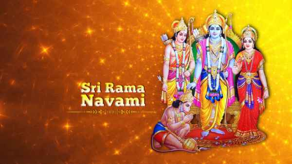 happy sri rama navami photos