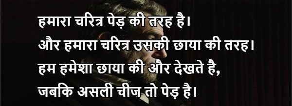 Abraham Linkoln Quotes in Hindi