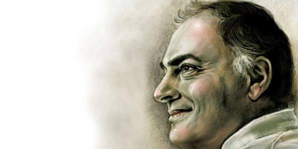Paragraph on Rajiv Gandhi Jayanti in Hindi