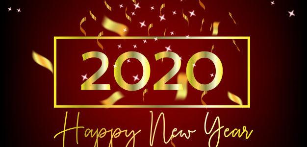New year dp for whatsapp