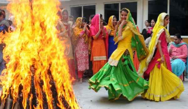 Lohri Song Punjabi