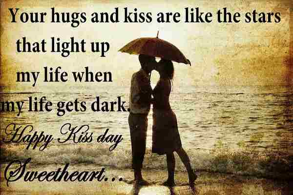 Happy Kiss Day day gif
