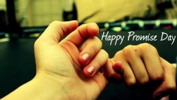 Happy Promise Day image