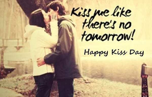 Pics of Kiss Day