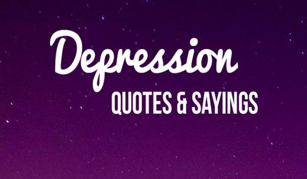 Depression quotes on love
