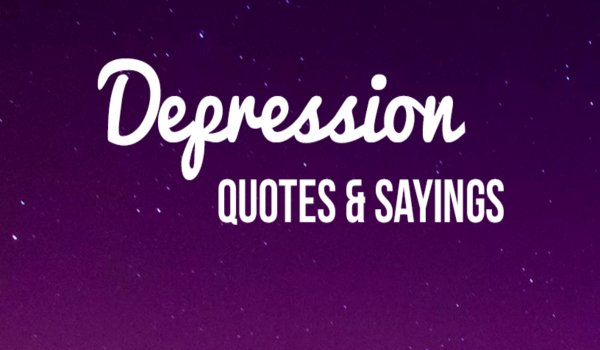Depression quotes on love