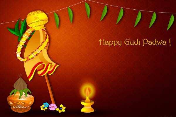 Gudi padwa in marathi