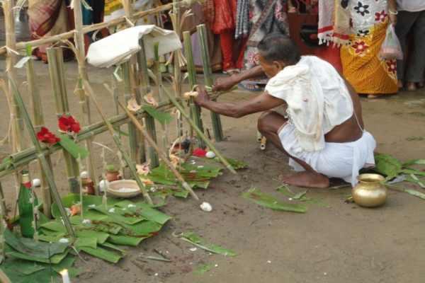 Kharchi Puja messages