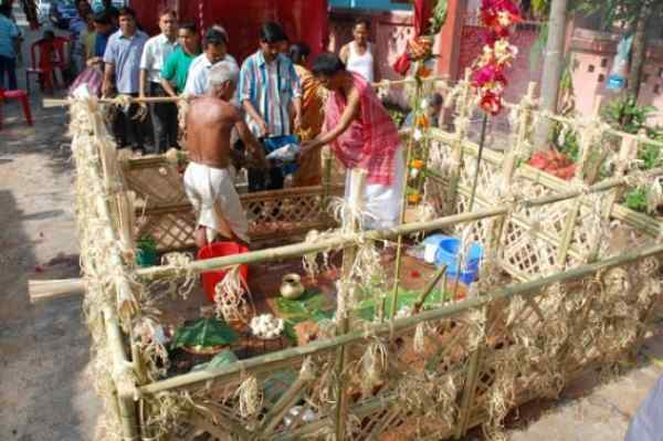 Ker puja picture