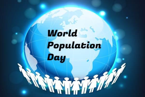 World Population Day Photos