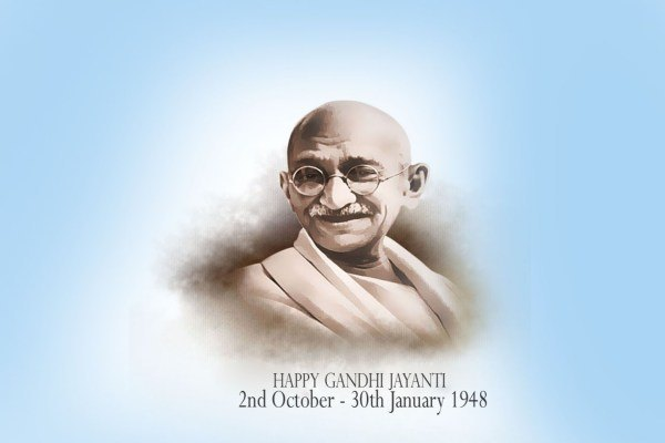Gandhi Jayanti Quotes for whatsapp