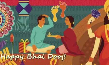 Bhai Dooj Quotes in Hindi for Facebook
