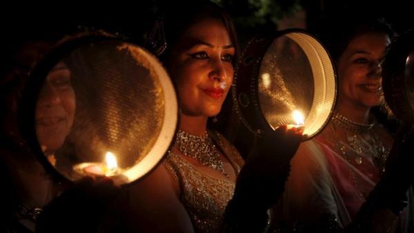 Karwa Chauth Wishes & Shayari