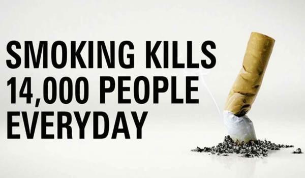 Smoking Kills Quotes