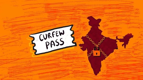 covid 19 curfew pass status