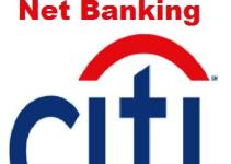 Citibank Net Banking Activation