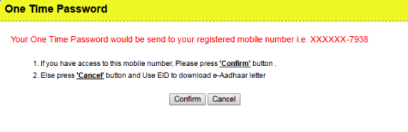 link mobile number aadhar card