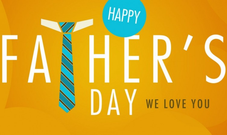 Happy Father's day Message, SMS in Hindi from Daughter & Son for WhatsApp & Facebook with Images
