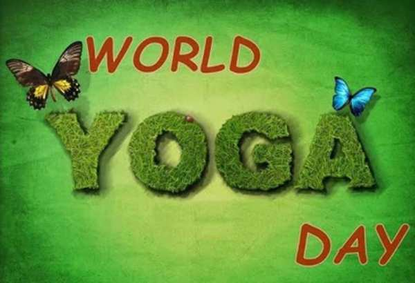 International Yoga Day Wishes in Hindi for WhatsApp & Facebook with Images – योग दिवस एसएमएस व मैसेज