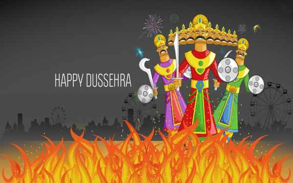 Dussehra Quotes in Hindi for WhatsApp & Facebook with Images – दशहरा पर सुविचार – Vijayadashami Quotes