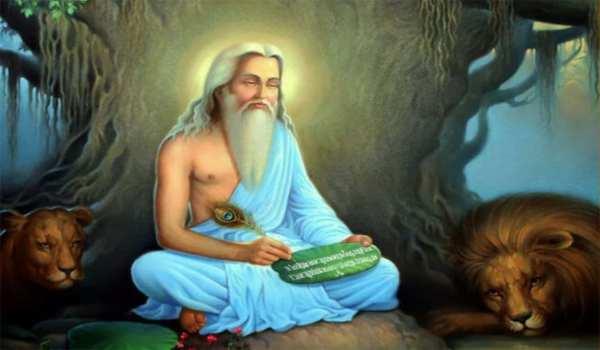 वाल्मीकि जयंती श्लोक 2018 – Maharishi Valmiki Jayanti Shloka in Hindi, Sanskrit & Marathi with Images for WhatsApp & Facebook