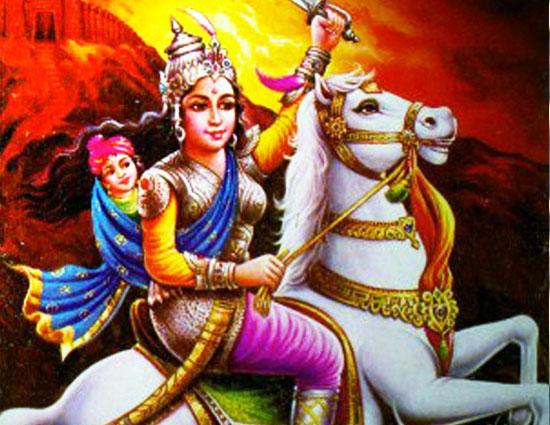 Rani Laxmi Bai History in hindi - रानी लक्ष्मी बाई इतिहास हिंदी में