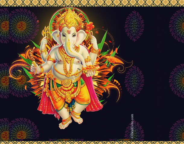 गणेश चतुर्थी पर शायरी 2018 – Ganesh Chaturthi Par Shayari in Hindi with Images