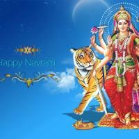 नवरात्रि पर शायरी हिंदी में - नवरात्रि पर शायरी 2019 - Navratri Shayari in Hindi 2019