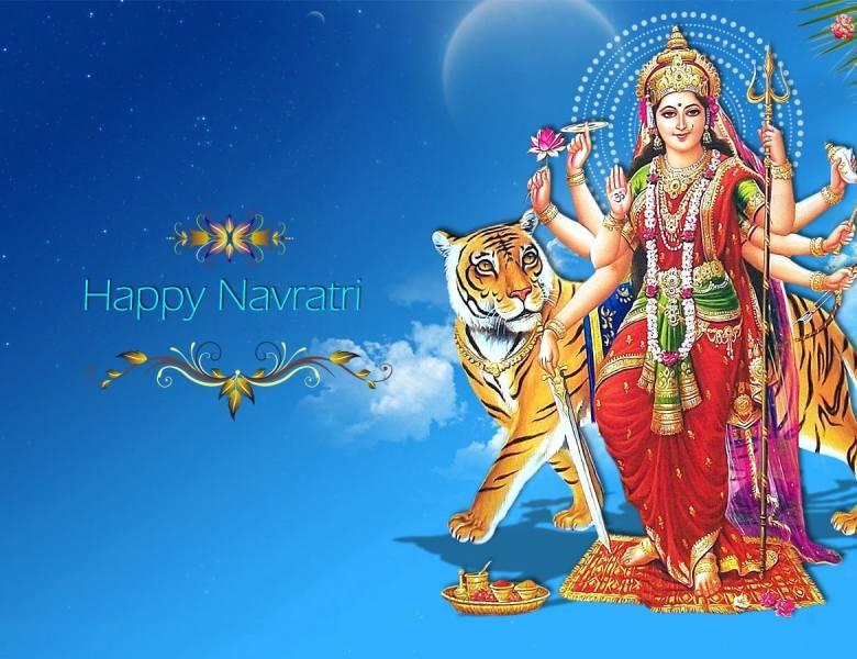 नवरात्रि पर शायरी हिंदी में – नवरात्रि पर शायरी 2019 – Navratri Shayari in Hindi 2019