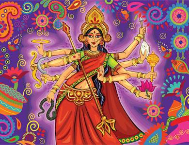नवरात्रि पर शायरी 2019 – Navratri Par Shayari in Hindi 2019 – Shayari on Navratri in Hindi