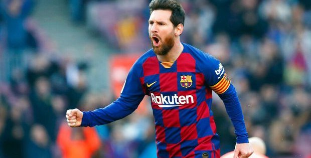Footballer Lionel Messi Biography