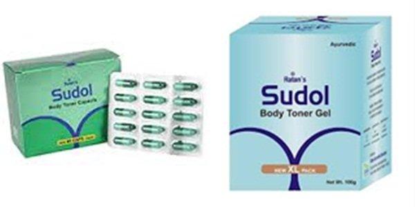 sudol bt capsule gel