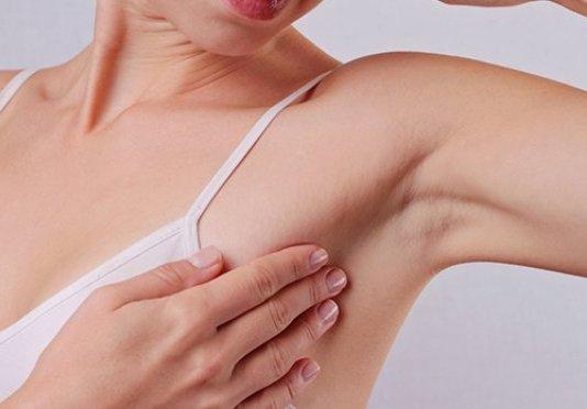 underarm ganth dard cancer