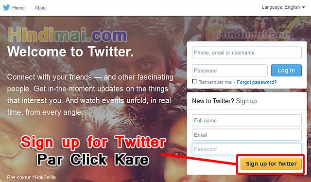 Twitter Kya Hai or Twitter Account Kaise Banaye, sign up twitter, Create A Twitter account in Hindi, new twitter account, Twitter tools, get twitter account twitter kya hai or twitter account kaise banaye Twitter Kya Hai or Twitter Account Kaise Banaye Twitter Account Kaise Banaya 002