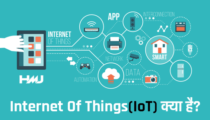 Internet of Things Kya Hai Hindi
