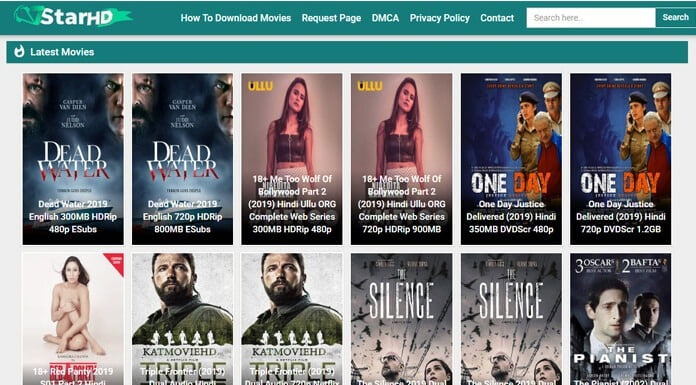 Latest Bollywood, Hollywood Movies Download 480p, 720p, 1080p