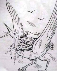 बगुला भगत Interesting Birds Stories in Hindi
