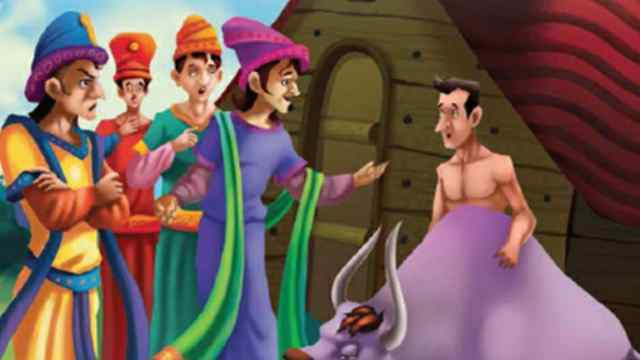 शनि, मंगल और शुक्र Moral Story In Hindi With Picture