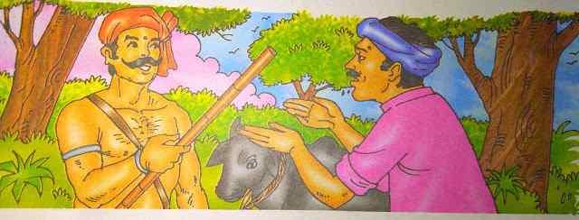 बुद्धिमान किसान New Hindi Top 10 Moral Stories For Kids