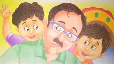 बच्चे और उनके दादाजी with Grandfather Moral Stories in Hindi