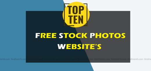 Top10 Free stock images sites