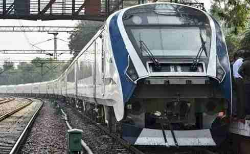 train 18 or vande bharat express